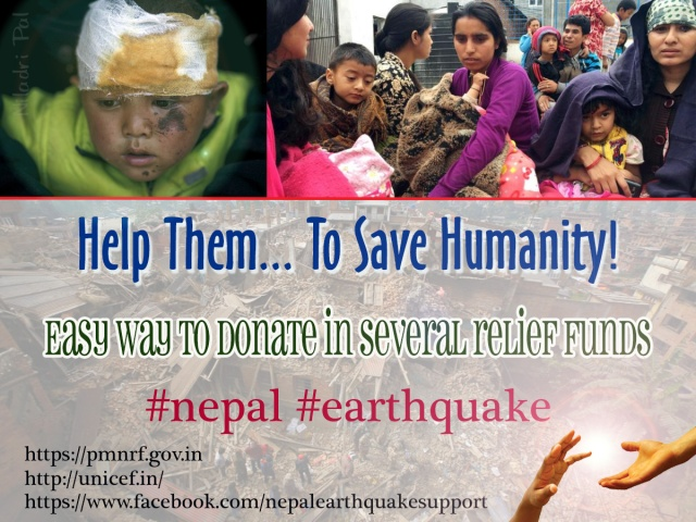 Nepal Relief Fund